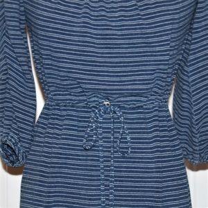 Max Studio Dresses - NWT $88 Max Studio London Suzanne Dress Indigo XS